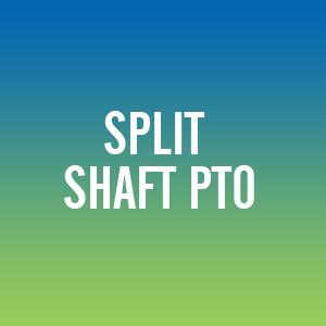 Split Shaft PTO